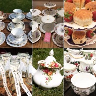 Selection of Vintage china